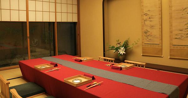 赤坂 にのまえ | 日本料理 ・料亭お席